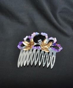 Violeta peina