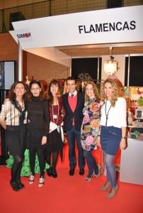 Flamencas con Victor Puerto